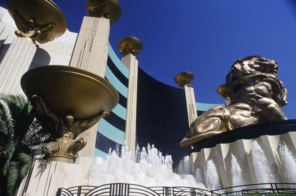 MGM, Las Vegas, Nevada