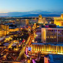 Center Strip, Las Vegas, Nevada, USA, North America