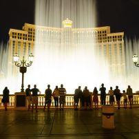 Musical Fountains, Bellagio Hotel & Casino, Las Vegas