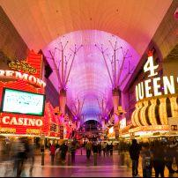 Downtown, Fremont Street, Las Vegas, Nevada, USA