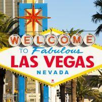 Sign, Las Vegas, Nevada, USA, North America