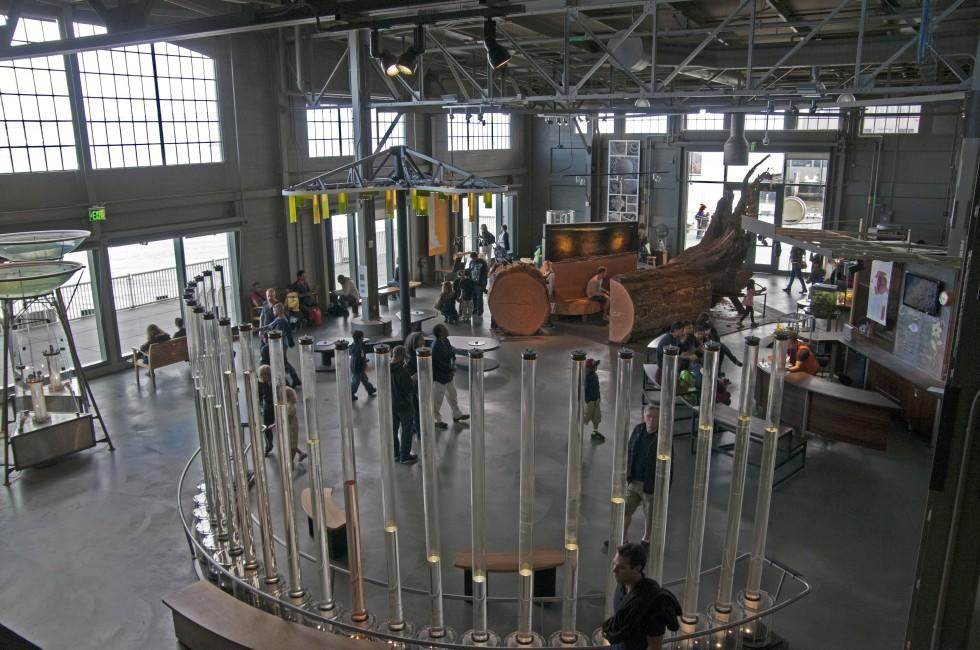 Exploratorium, San Francisco, California, USA