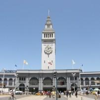 Ferry Building, San Francisco, California, USA