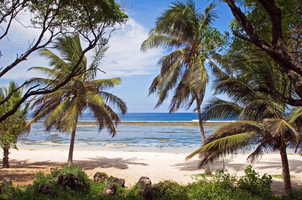 Tiwi Beach, Kenya, Africa