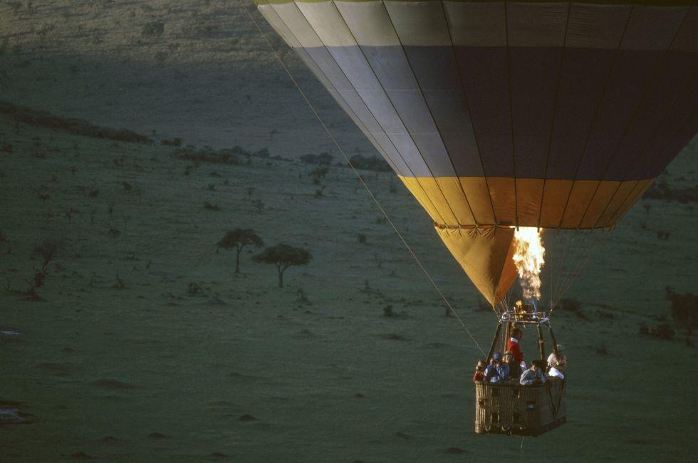 Hot Air Ballooning, Masai Mara
