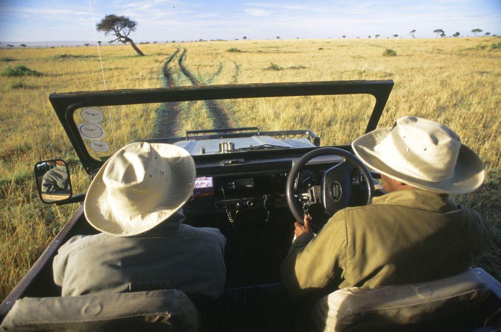 Safari, Masai Mara