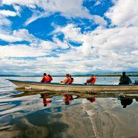 Boat, Toursits, Lake Naivasha, Kenya