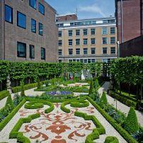 Garden, Willet-Holthuysen Museum, Amsterdam, Holland