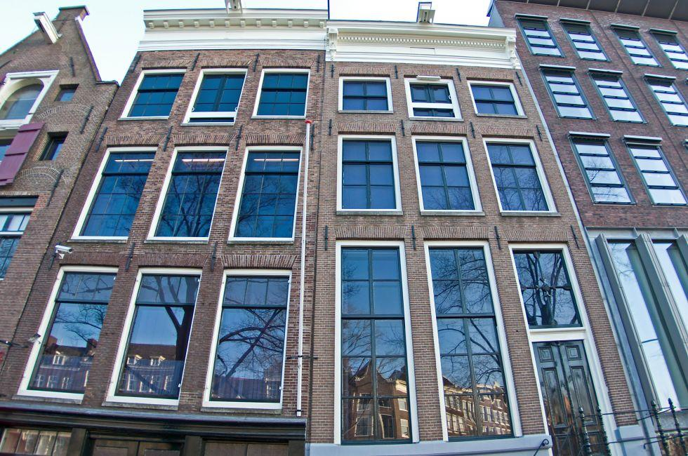Anne Frankhuis, Amsterdam, Holland