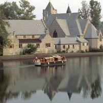Erie Canal Lockmaster, Seneca Falls