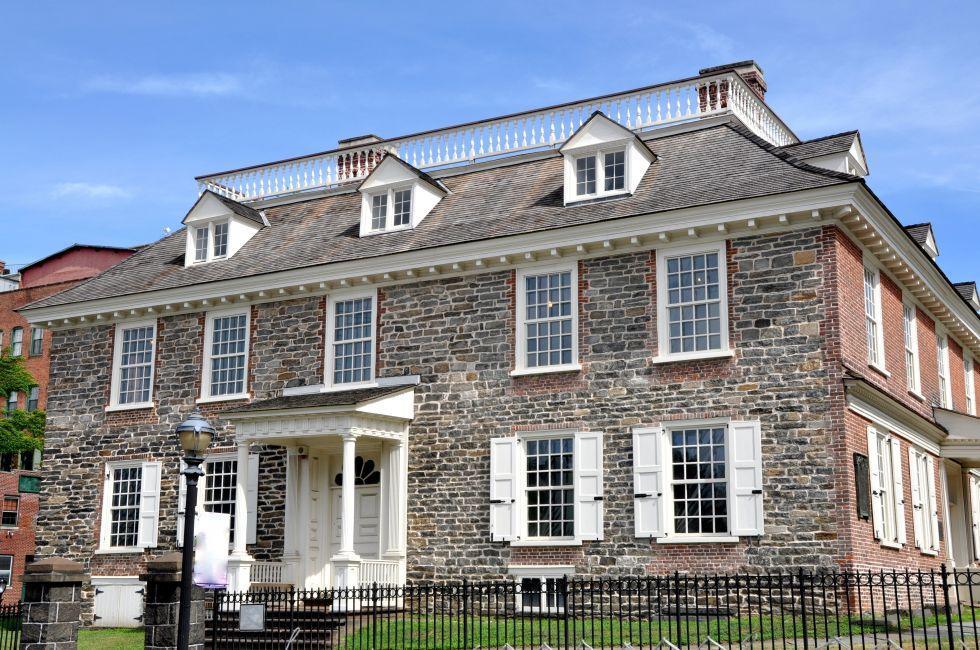 Philipsburg Manor, Yonkers, The Hudson Valley, New York, USA