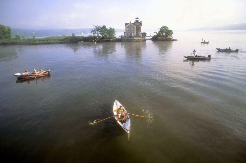 Saugereties, Hudson River, Esopus River