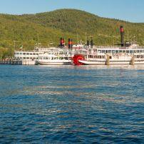 Steamboat, Lake George, New York