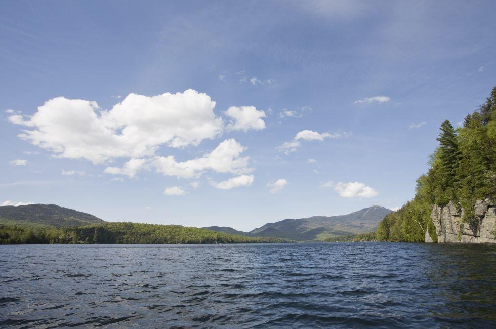 Lake Placid, Adirondack Mountains, New York