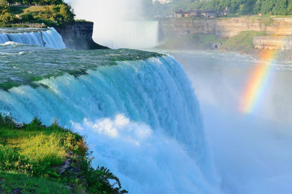 world north america york niagara falls western