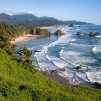 Cannon Beach, Ecola State Park, Oregon, USA