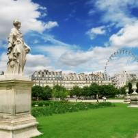 Tuileries Garden, Around the Louvre, Paris, France