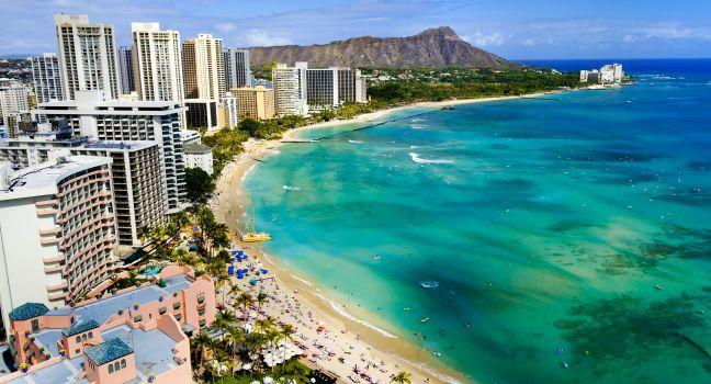 Honolulu Oahu Hawaii MAP