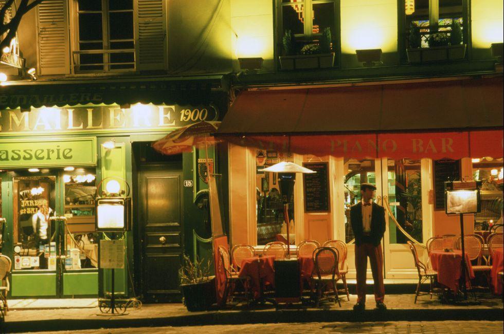Montmartre, France