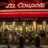 La Coupole, Montparnasse, Paris, France