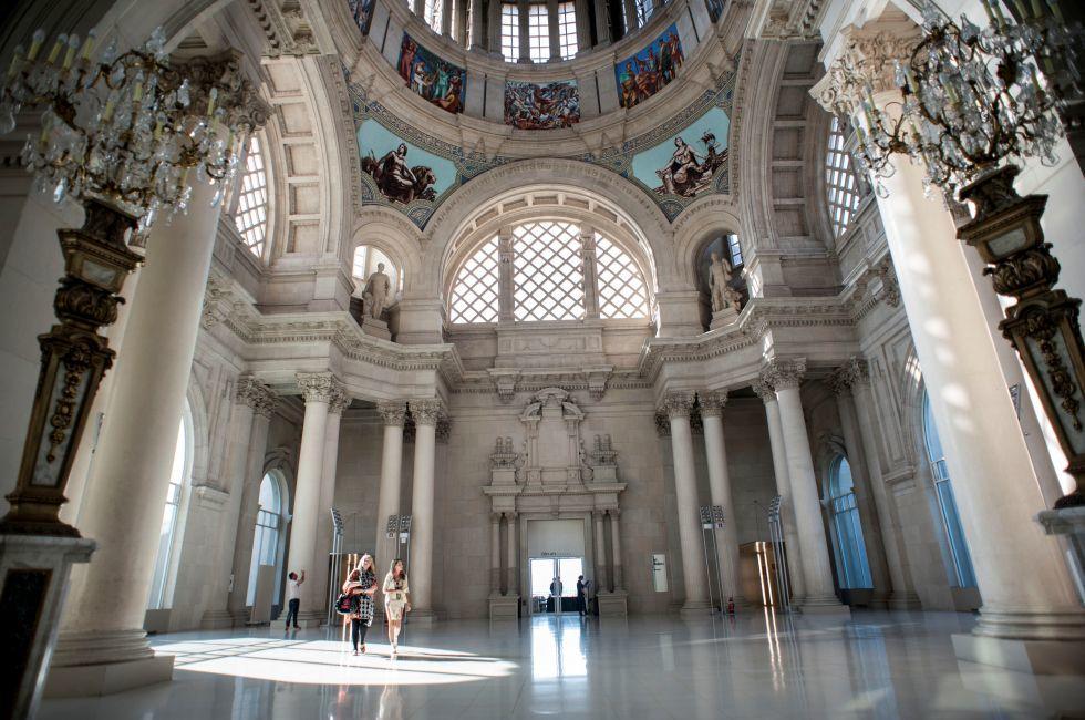 Museu Nacional dArt de Catalunya, Barcelona, Spain