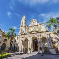Cathedral, San Salvador de Jujuy, Quebrada de Humajuaca, Argentina