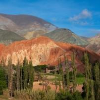 Mountains, Purmamarca, Jujuy, Argentina