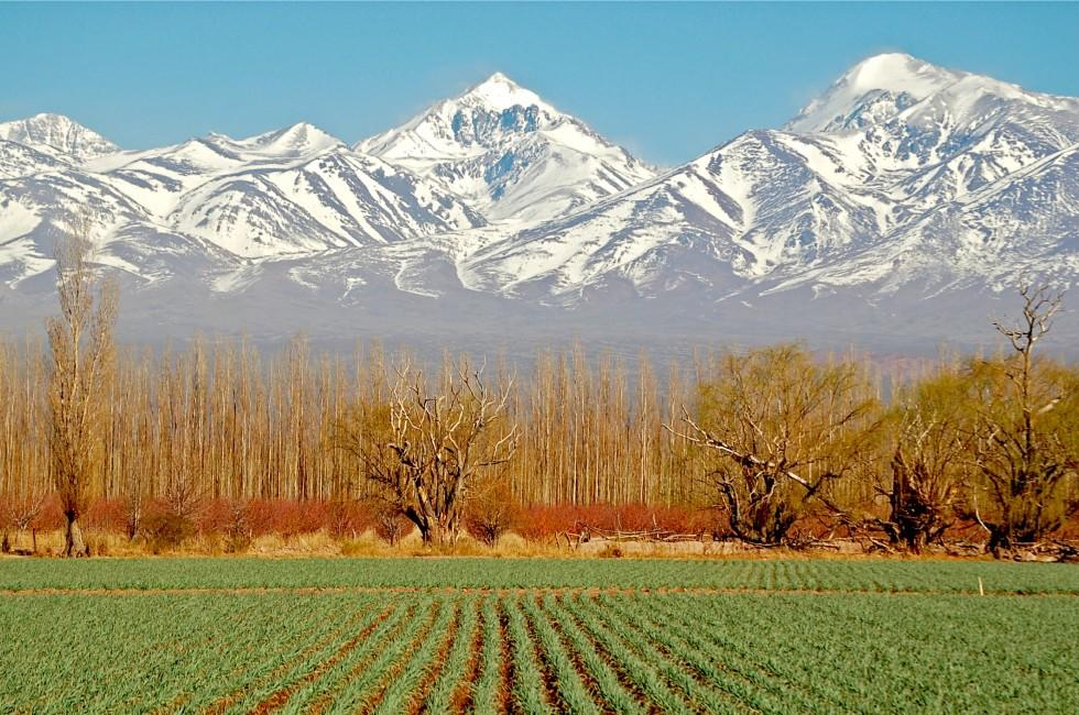 Andes Mountains, Mendoza, Argentina