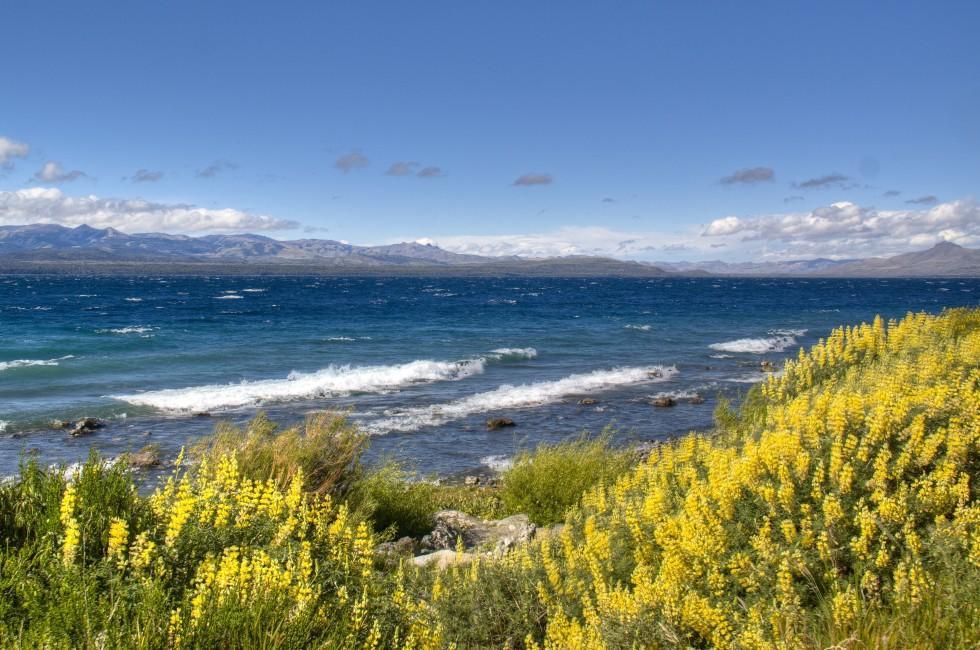 Nahuel Huapi Lake, Bariloche, Argentina