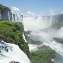 Iguazu Falls, The South, Brazil