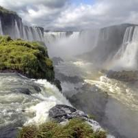 Rainbow, Iguazu Falls, Argenita