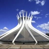 Cathedral, Brasilia, Brasilia and the West, Brazil