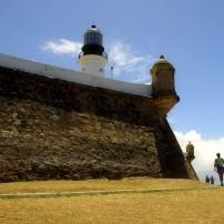 Farol da Barra Lighthouse, Fort Santo Antônio da Barra, Salvador and the Bahia Coast, Brazil