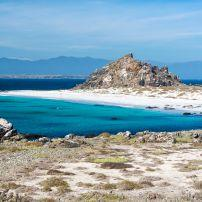 Beach, Damas Island, La Serena, Chile