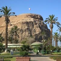 City Park, Morro de Arica, Arica, El Norte Grande, Chile, South America