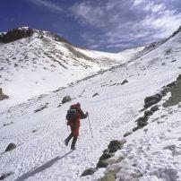 HIking to Cerro Toco, San Pedro de Atacama, Chile