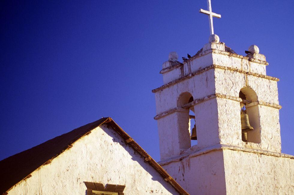 iglesia de san pedro san pedro de atacama