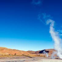 El Tatio Geyser, San Pedro de Atacama, Chile