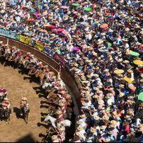 Campeonato, Nacional del Rodeo, Rancagua, Chile