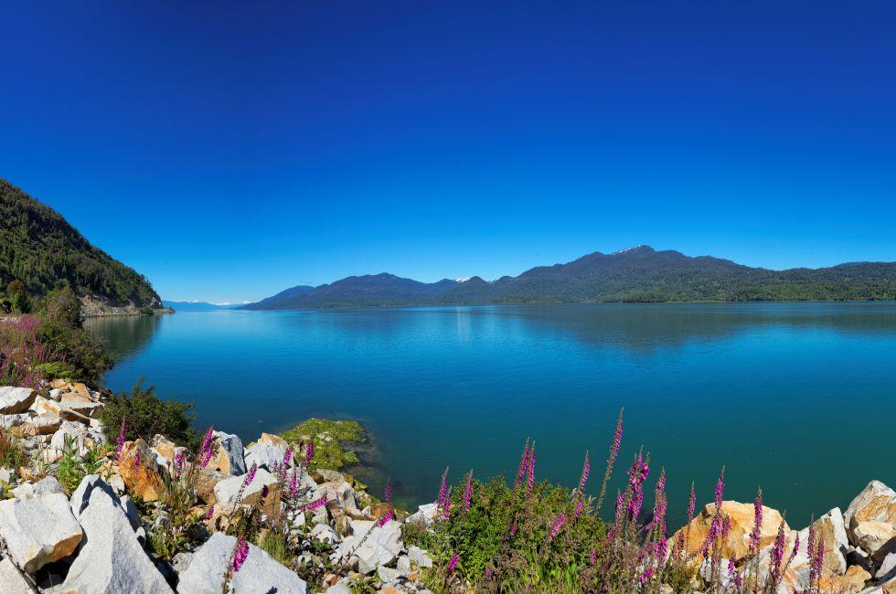 Carretera Austral, Puyuhuapi, Patagonia, Chile