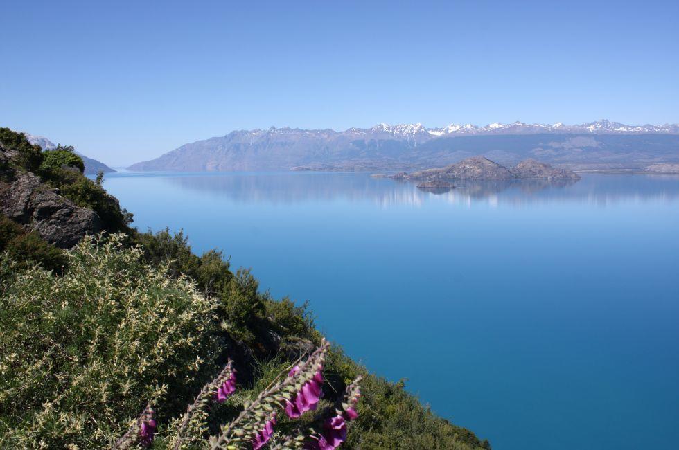Laguna San Rafael, Andes Mountains, Parque Nacional Laguna San Rafael, The Southern Coast, Chile, South America