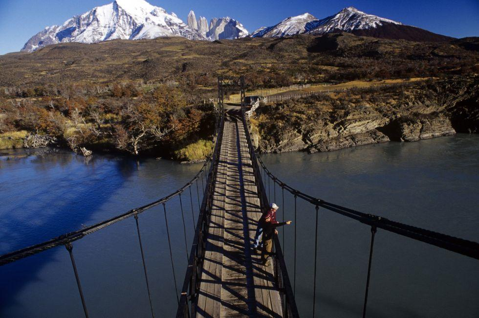 Patagonia Chile, South America