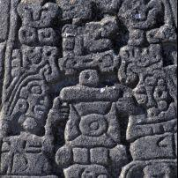 Monte Alban Zapotec Ruins, Oaxaca, Mexico
