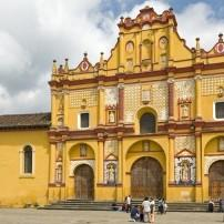 Church, San Cristobal las Casas, Chiapas, Mexico