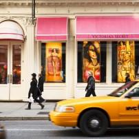 Store, Victoria's Secret, SoHo, New York City, New York, USA