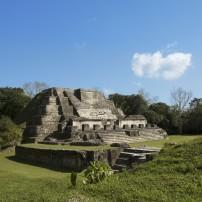 Mayan Pyramids, Belize, Mexico