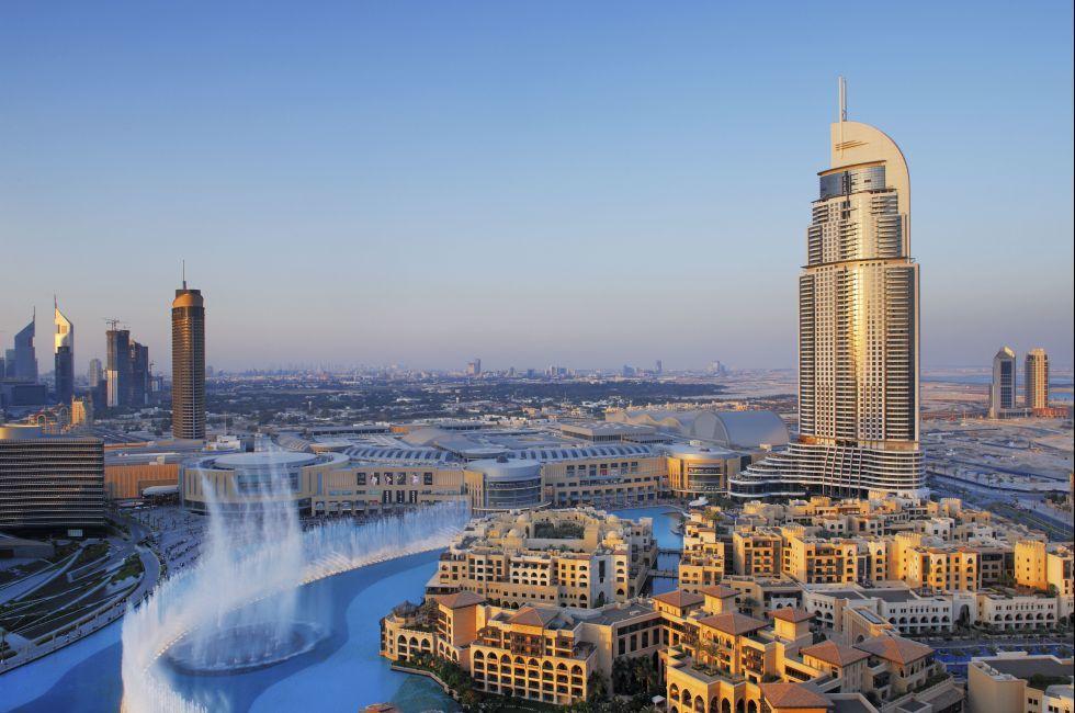 Cityscape, Downtown, Dubai, UAE