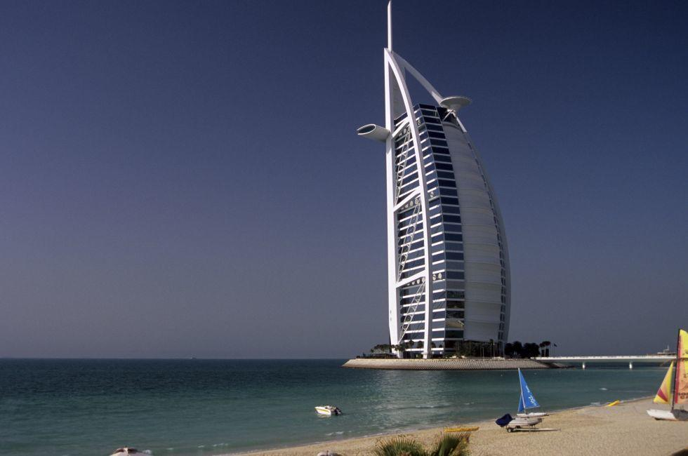 Burj Al Arab; dubai; hotel