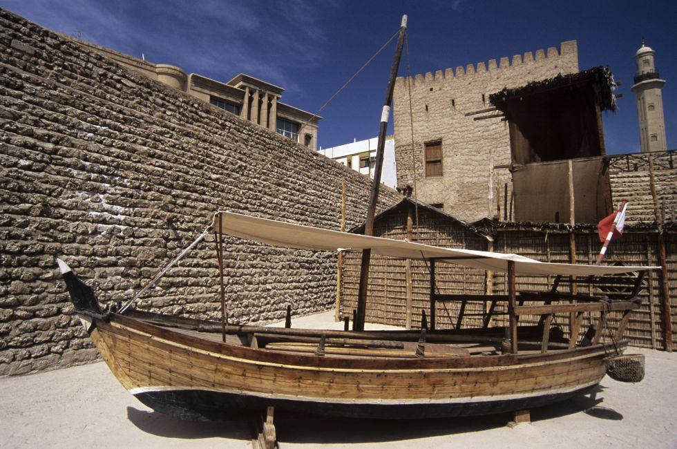 Dubai Museum, Dubai, UAE