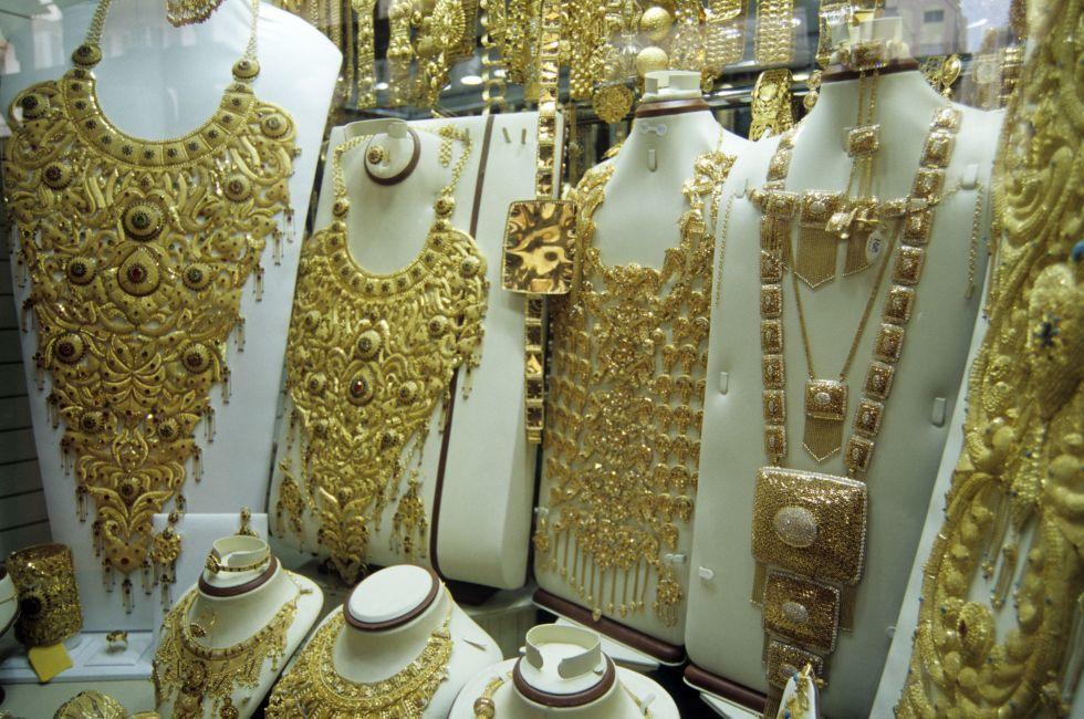 gold market, Dubai, UAE